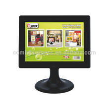 Factory Directly Selling Latest Design Photo Frame for 2 Sided Pictures Black