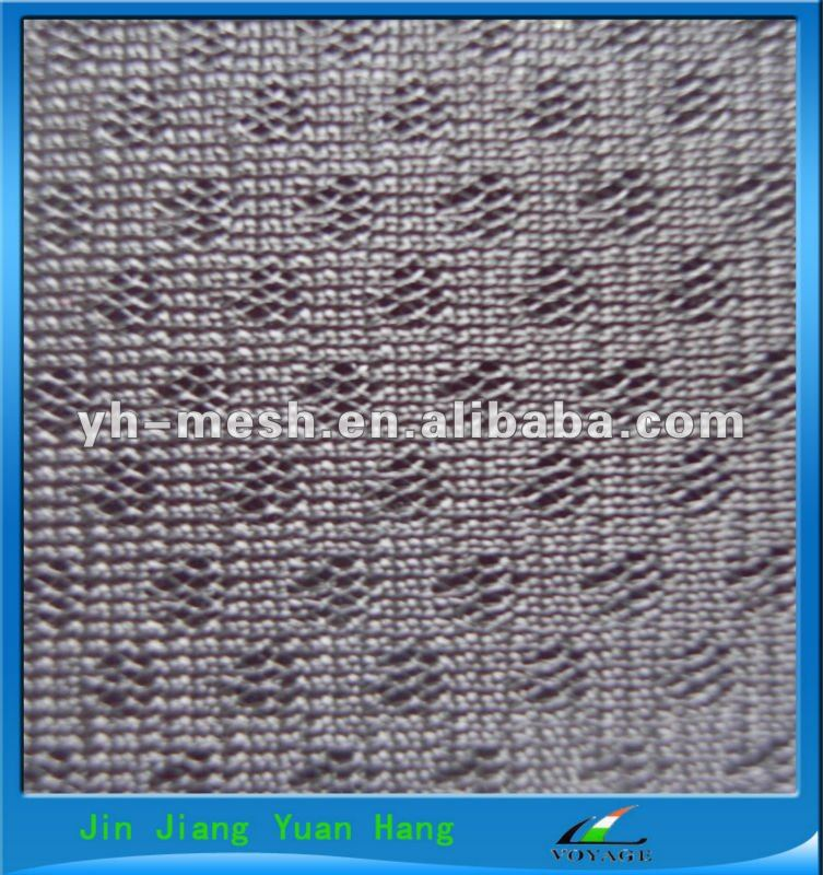 665 3D Spacer Breathable Air Permeable Polyester Fabric