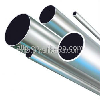 stainless steel chimney pipe seamless satin polished round bar