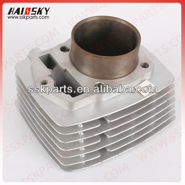 HAISSKY High quality CG200 motorcycle cylinder kit for honda