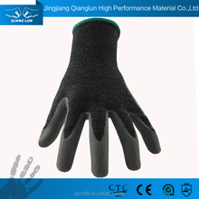 QL new products stainless steel cut resistant gloves Anti Cut level 5 Gloves