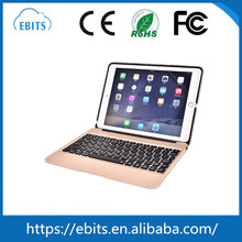360 degree rotation Bluetooth Keyboard case, for ipad air keyboard case macbook keyboard