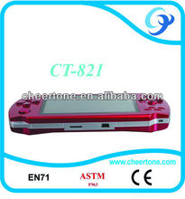 PAP 32 bit handheld video game player,the fashionable super slim game console for the Christmas in 2013