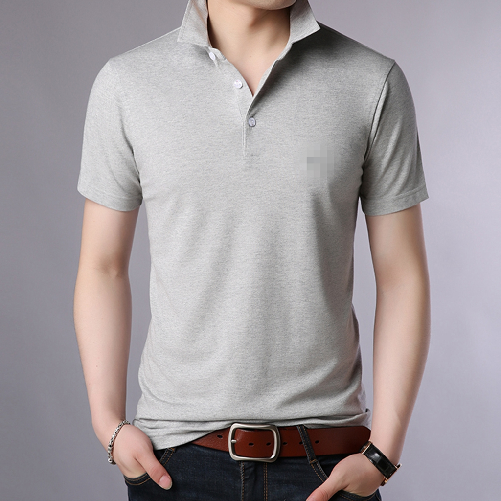 new style bamboop/cotton polo t shirt for <strong>men</strong>