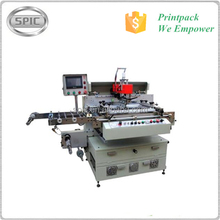 BSW-1000 multi color flat bed screen printing machine
