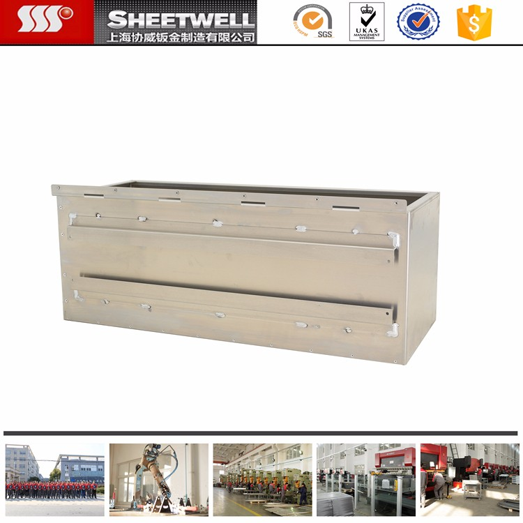 High quality custom Sheet Metal Factory