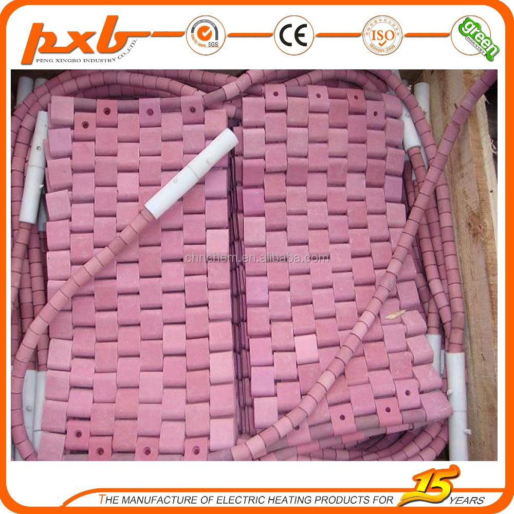 Ceramic Pad Heater for metal component