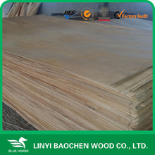 High quality birch face veneer to American market