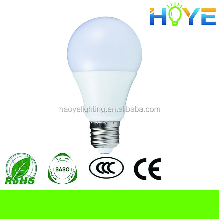 Zhongshan factory directly sale hight quality 3w 5w 7w 9w 12w 15w E27 led bulb,led light bulb indoor