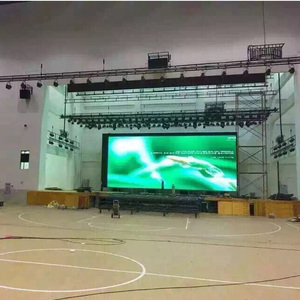 P4 SMD Full Color Rental Indoor LED Display / led screen prices