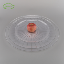 Superior customer biscuit luxury long large shallow turkish square japanese indian custom food plastic disposable trays