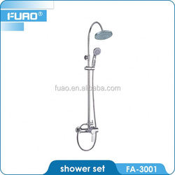 FUAO High quality Single handle bathroom sanitary fittings