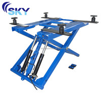 alibaba express scissor car lift/cheap car lifts/portable car lift equipment