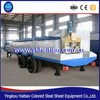Galvanized Arch Roof Sheet Forming Machinery