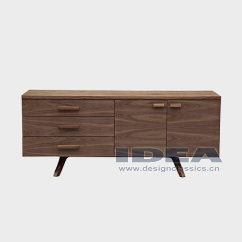 Modern charles retro credenza Side cabinet