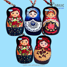 The Russian Dolls cute cartoon character phone case