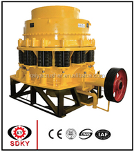 Mining Machine ceramic waste powder cone crusher equipment for break stone