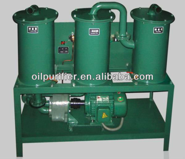 Sell Portable Oil Purifier, Cheap Oil Sludge Separator, Oil Filtration Machine