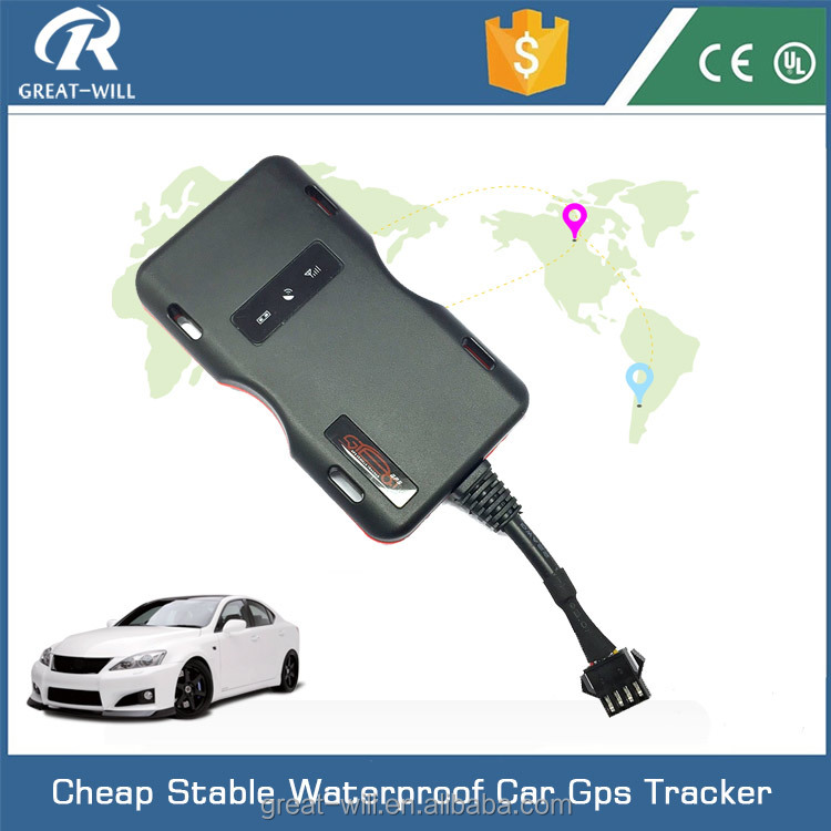 long days Standby time tracker accuracy car anti theft gps tracking device