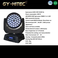 Mini Zoom 360w Moving Light dmx led Disco Dome