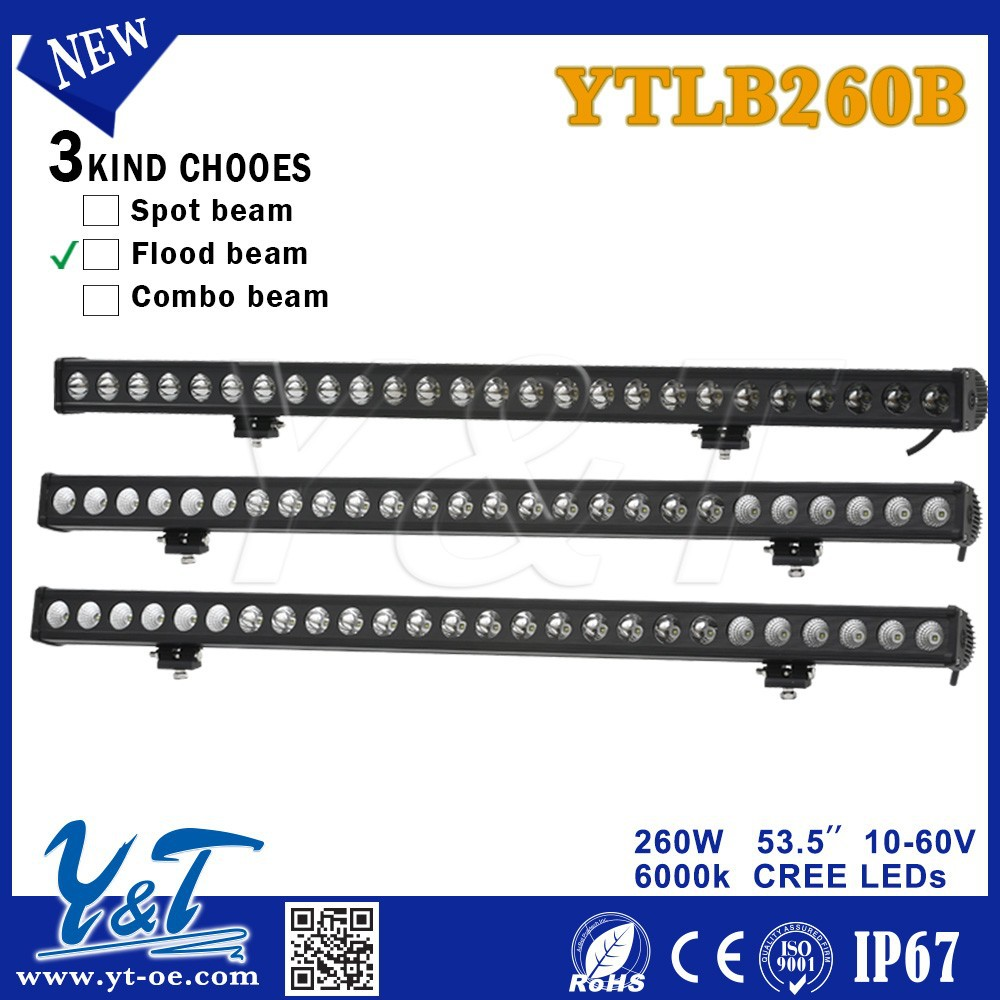 Y&T new products 4x4 accessories Led light bar, best price led bar light, led light bar ip68 used cars in dubai