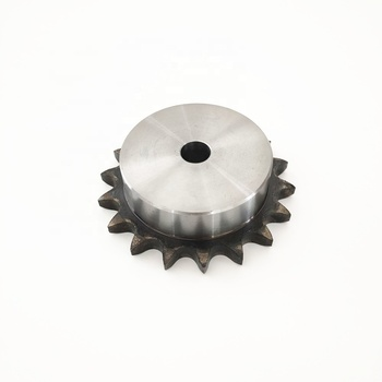 1045 steel chain sprocket