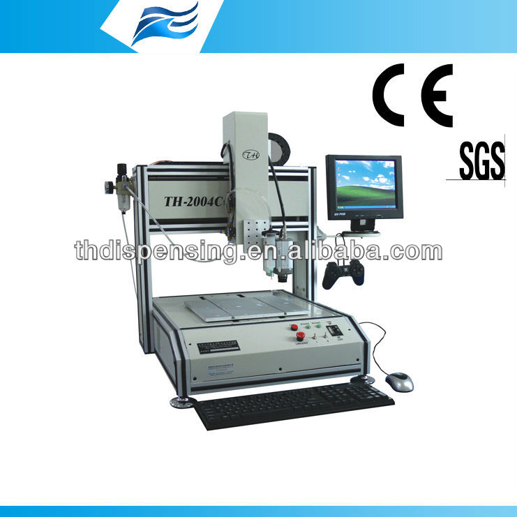 TH-2004C SMT/SMD pick and place machine
