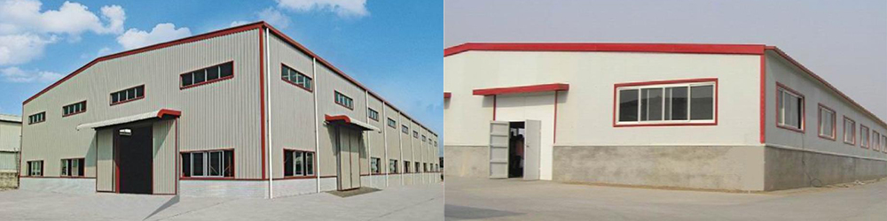 large span steel structure Sandwich Panel Material prefab warehouse