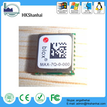 High sensitivity ultra compact multi-GNSS ublox max-7q gps module