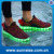 led light running shoes