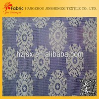 High quality unique design cheap crochet lace fabric