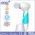 As Seen On TV 2016 6 In 1 Spin Clockwise Counterclockwise Rotation Electric Facial Brush