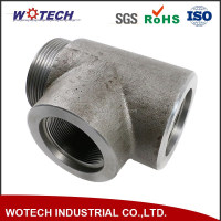 Professional OEM Forged Tee Joint