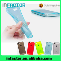 Cheap tpu case for iPhone 5 5c 5s, many in stock