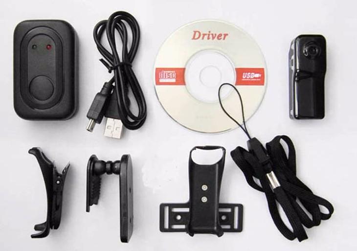 Hidden Wireless Dv Home Security Night Vision Camera Md80 Outdoor Small Camera Spy Equipment