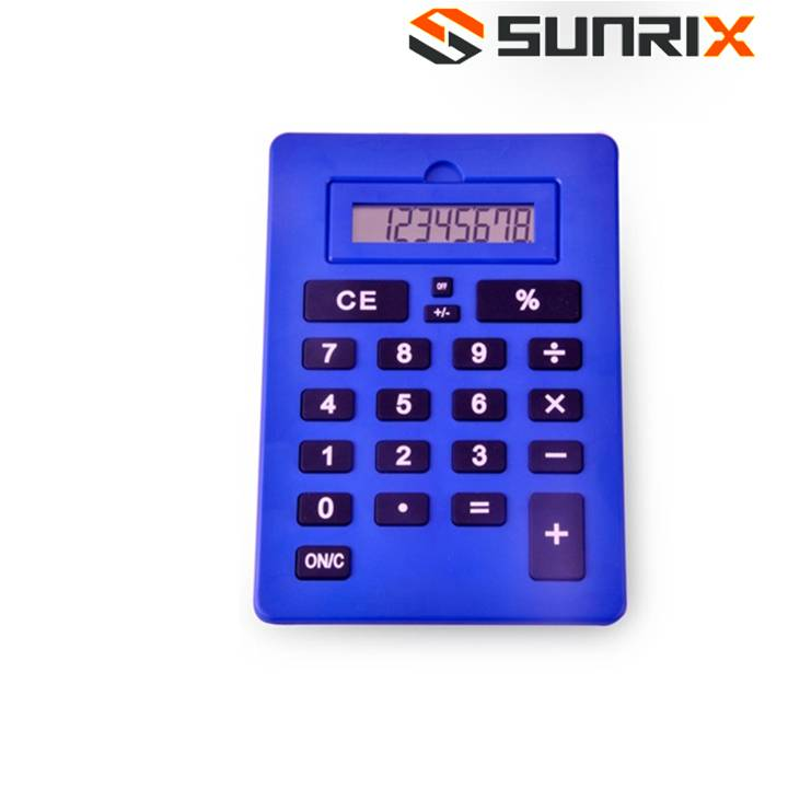 Special Gift Promotional Plastic Mini Pocket Calculator