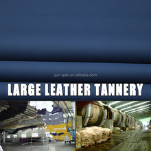 Tannery handmade goat leather india for cow finished leather aniline finished leather