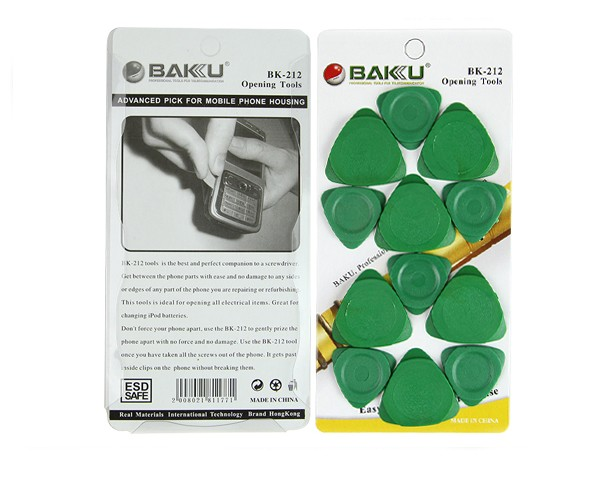 BAKU Hot Selling BK-212 Plastic Opening Tools Kit For iPhone Parts Repair
