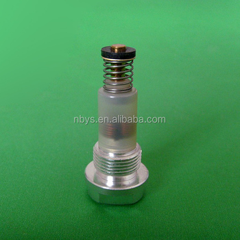 Magnet valve for gas heater