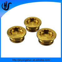 Custom precision brass cnc router spare parts motor spare parts cnc machine small