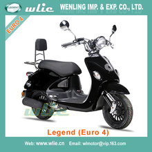 Fashion trike gas scooter touring top quality Euro4 EEC COC Motor Scooter Legend 50cc, 125cc (Euro 4)