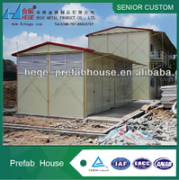 Well designed sandwich panel prefab log cabin homes modular home for sale