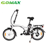 light bicycle folding pedelec bike 1000w electric pocket bikes recumbent bicycles