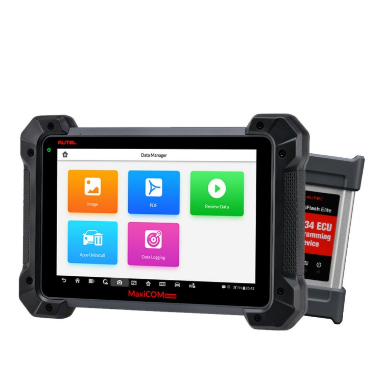 Top 10 Car Scanner Autel Maxisys Pro MS908P with <strong>J2534</strong> For ECU Online Programming