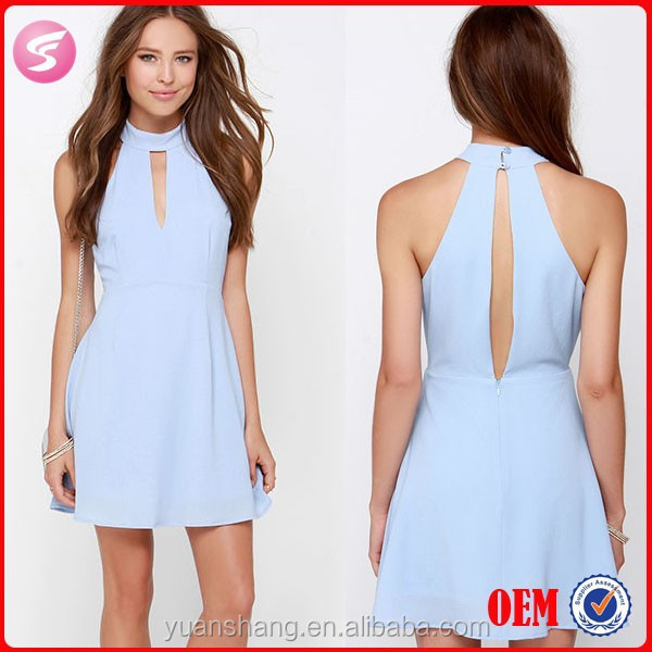 New Look Summer Sexy Short Mini Dress For Women / Sexy Pictures Of Girls Without Dress