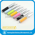 Mini Pen Short Shape Metal EVA cute ball Pen