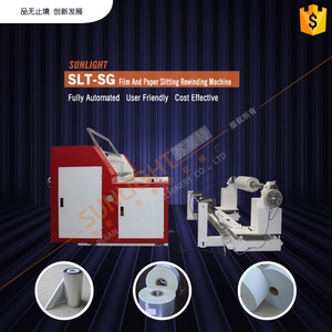full automatic foam paper roll slitter rewinder for hot sale