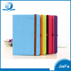 High Quality PU Cover Diary With Pen Holder