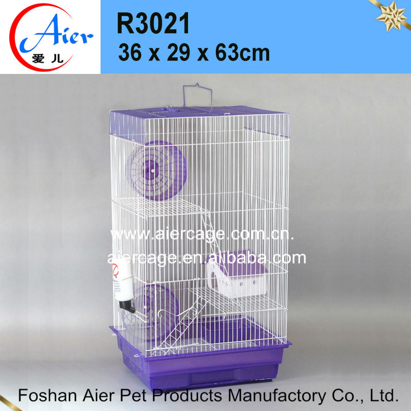 folding house hamster cages and hamster accessories