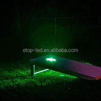 LED CORNHOLE NIGHT LIGHT FOR TOSS